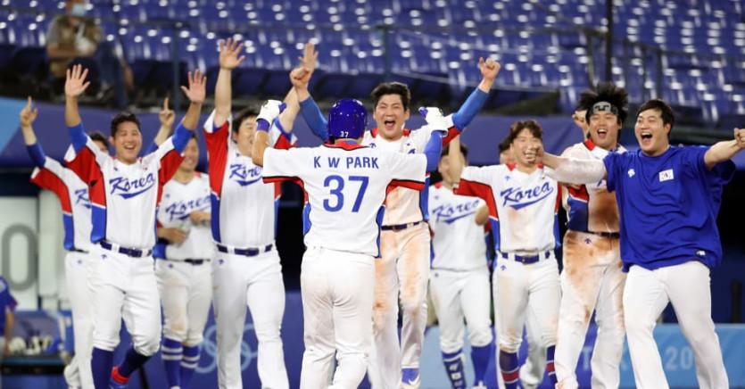 올림픽 한국 일본 야구 중계